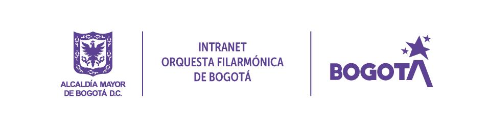 Intranet | Orquesta Filarmónica de Bogotá